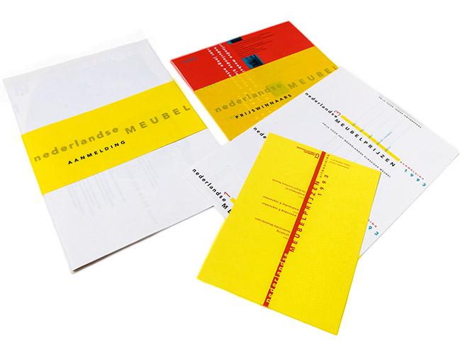 serie voor Nederlandse Meubelprijzen 1993