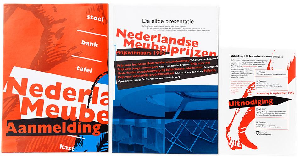 serie voor Nederlandse Meubelprijzen 1995