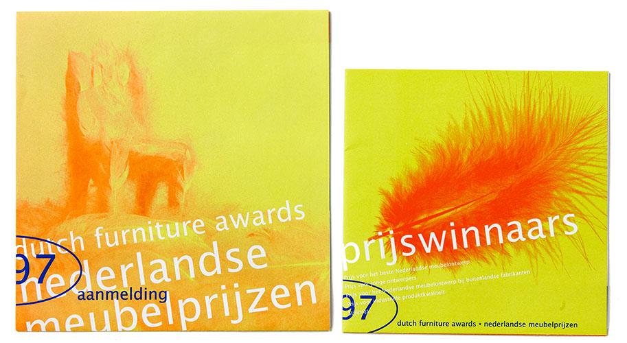 serie voor Nederlandse Meubelprijzen 1997