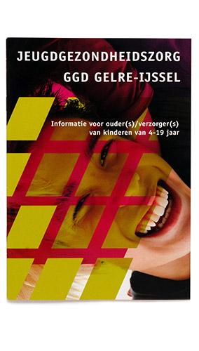 informatiefolder Noord- en Oost-Gelderland