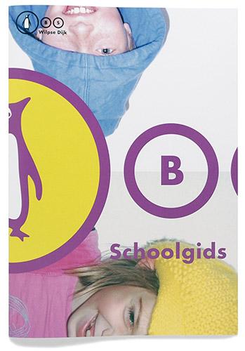 omslag schoolgids Obs Wilpse Dijk