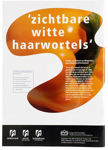 serie advertenties voor Horticoop